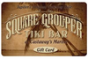 Square Grouper Gift Card
