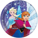 Shiny Frozen in the plate 23 cm (87893) 8 pcs
