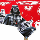 Tablecloth Star Wars Red