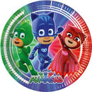 In the plate PJ MASKS 8 pcs
