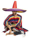 Sombrero Zapata colored 1 m