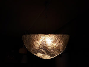 "Pendant Lamp ""Folded"""