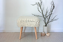 Load image into Gallery viewer, Chunky Sheep Stool - Natural