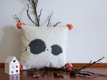 Load image into Gallery viewer, Pillowcase Woodland Friends - Hedgehog