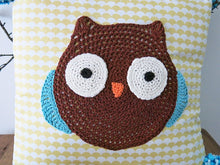 Load image into Gallery viewer, Pillowcase Woodland Friends - Owl
