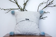 Load image into Gallery viewer, Pillowcase Woodland Friends - Fox Blue