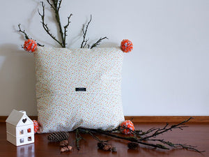 Pillowcase Woodland Friends - Hedgehog