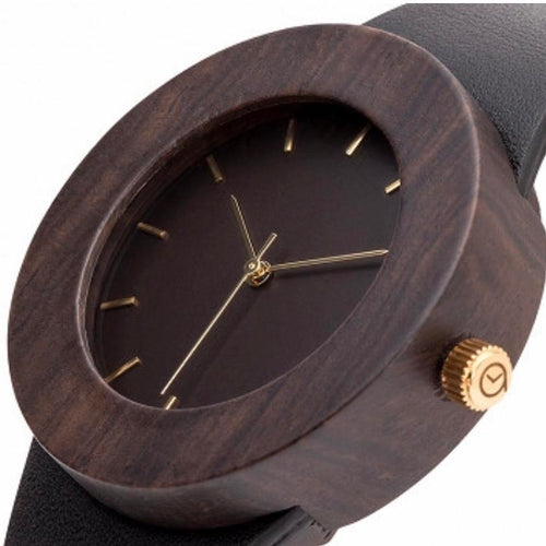 Solid Wood Watch by Analog Watch Co.