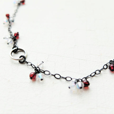 Vampyre Kitten Sparkle Collar