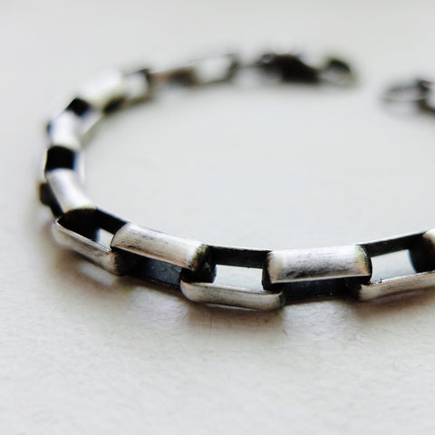 Rugged Chain Bracelet