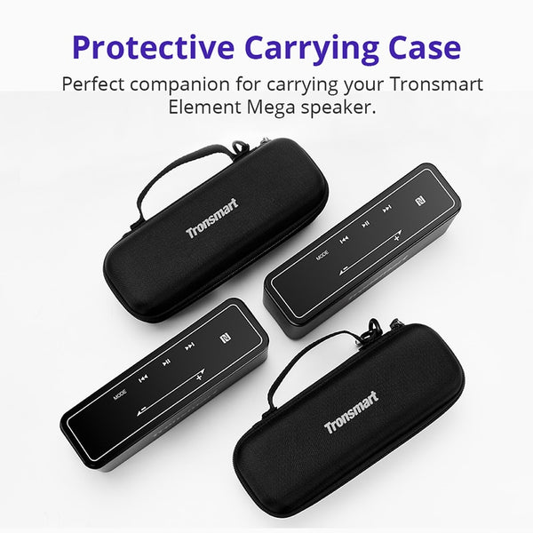 Element Mega Bluetooth Carrying Case Speakers Accessories