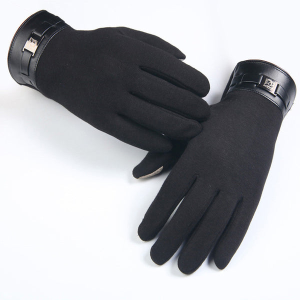 Women Men's Winter Warm Gloves Full Finger Smartphone