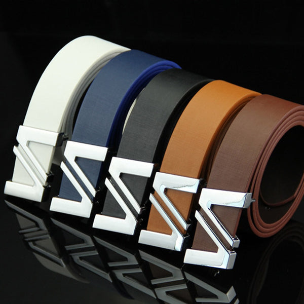 Men's Leather High Quality New Designer Belts Luxury