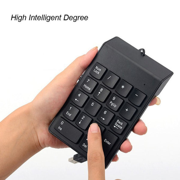 Numeric Keyboard Keypad For Laptop PC Computer For MAC