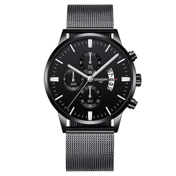 Men Luxury Quartz Wristwatches Sport Military