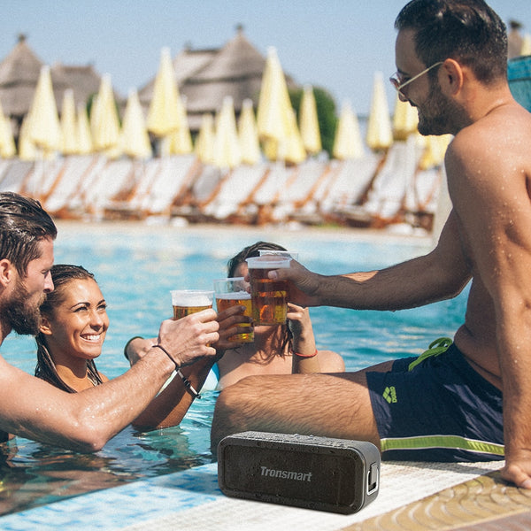 Force Bluetooth  40W Portable Speaker Waterproof