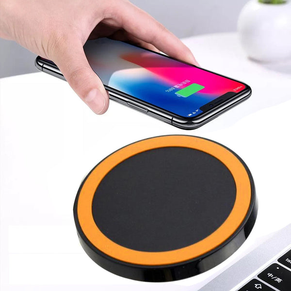 Wireless Charger Power Charging Pad For Iphone Portable