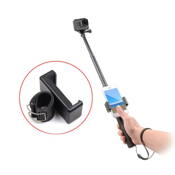 Phone Clip Lock Holder Extendable Retractable