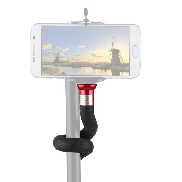 Phone Camera Flexible Tripod Monopod Selfie Stick for iPhone