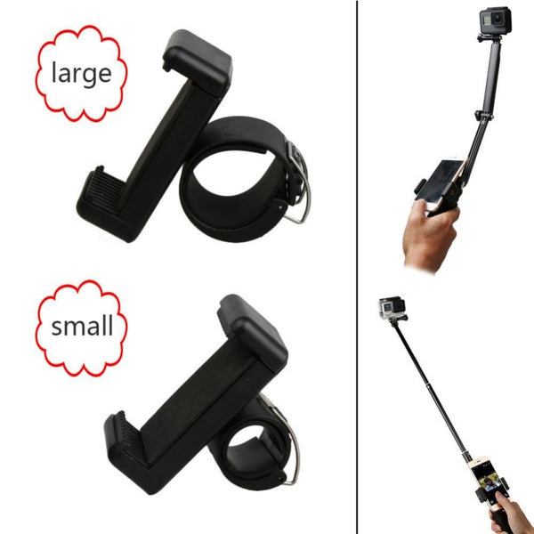 Adapter Mount Lock Holder For GoPro Hero Phone Clip Lock