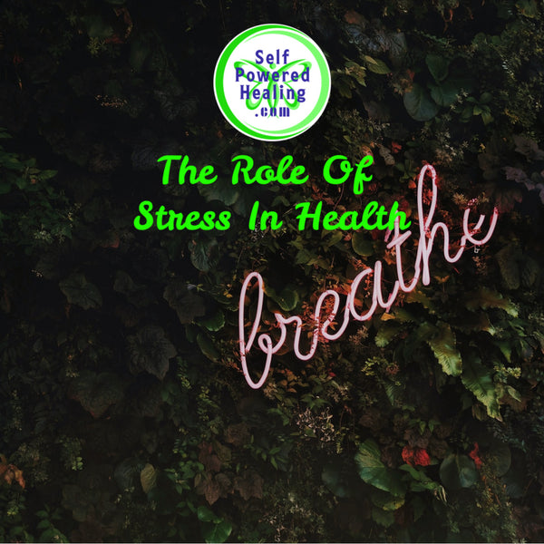 The Role Of Stress In Our Health EP004