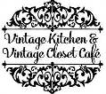 Vintage Kitchen & Vintage Closet Cafe