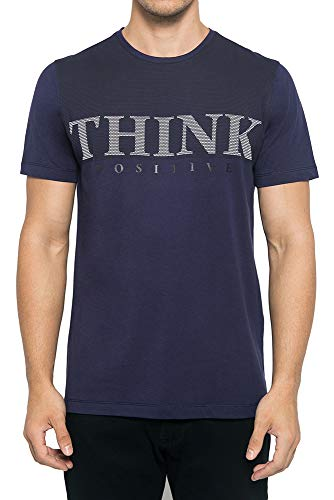 Think Graphic T-Shirt - Johnwin