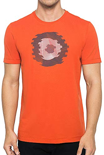 Circular Graphic T-Shirt - Johnwin