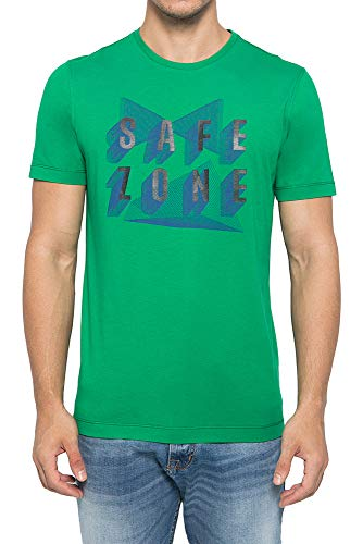 Safe Zone Graphic T-Shirt - Johnwin