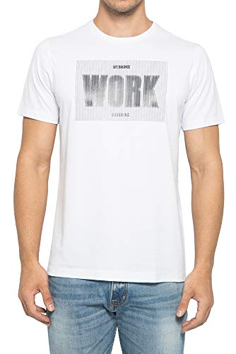 Work Graphic T-Shirt - Johnwin