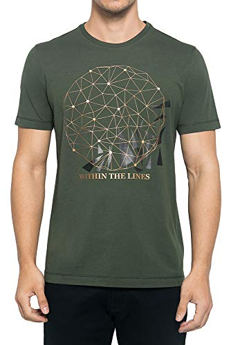 Within The Line Graphic T-Shirt - Johnwin