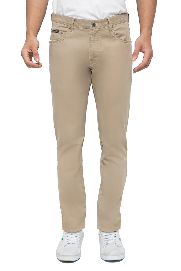 Stretch 5 Pocket Chinos - Johnwin
