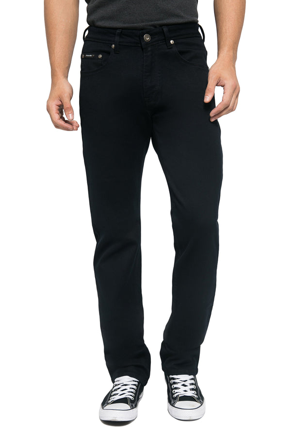 Slim Straight Fit Soft Durable Jeans - Johnwin