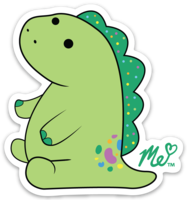 Pickle Die Cut Sticker