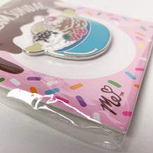 Load image into Gallery viewer, Ice Cream Sundae Hard Enamel Pin