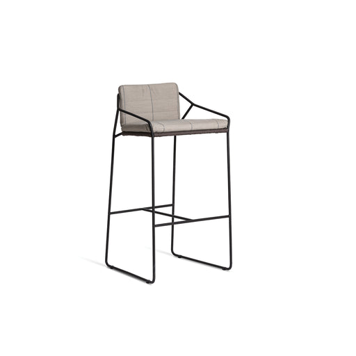 oasiq sandur bar stool with arm