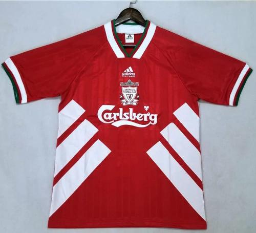 online store 166d9 782a0 Liverpool retro soccer jersey 1993-1994