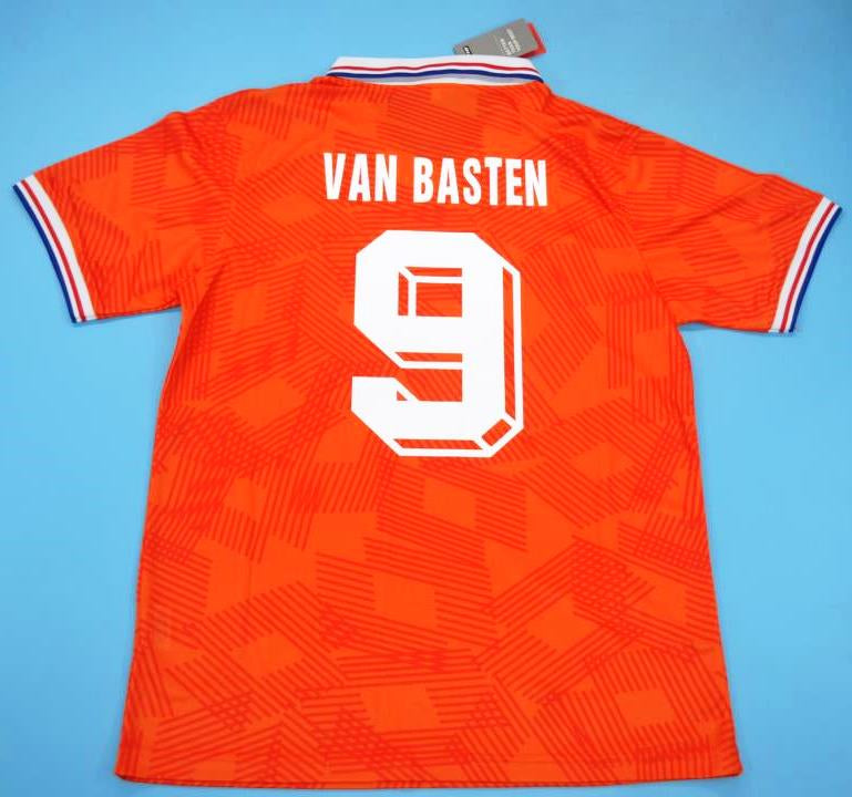 best website 51495 37da5 Netherlands national team retro soccer jersey 1991 – Jaraguar