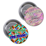 """Kameel"" 2-Pack Buttons"