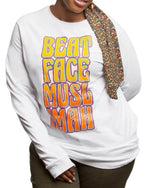Beat Face Muslimah 70's Style