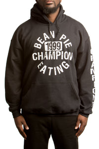 Bean Pie Eating Champ Hoodie