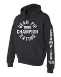 Bean Pie Eating Champion Hoodie