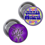 """Jamillah"" 2-Pack Buttons"