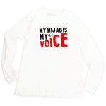 My Hijab is my Voice T-Shirt