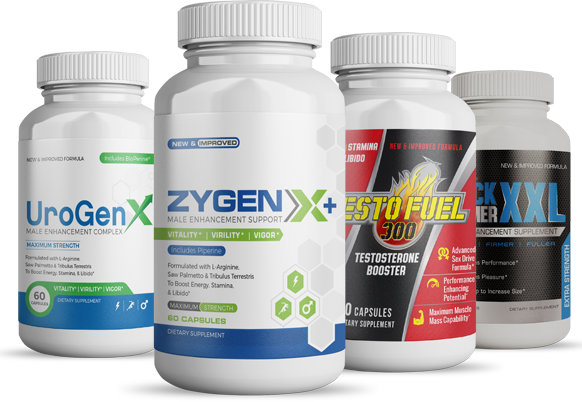 Mens sexual health nutrition supplements