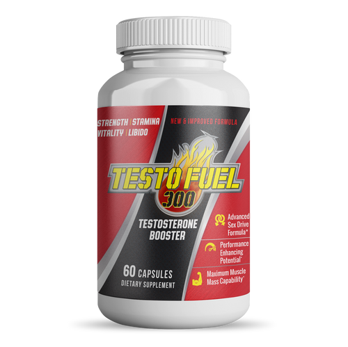 Testofuel 300 - Best Male Enhancement