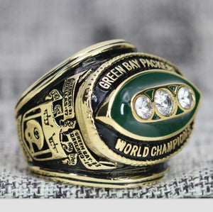 SPECIAL EDITION Green Bay Packers Super Bowl Ring (1967) - Premium Series