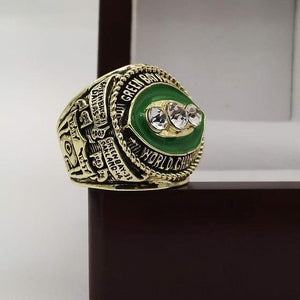 Green Bay Super Bowl Ring (1967) - NFL - Championship Flagz For Fans