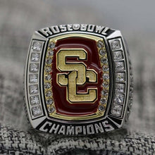 Load image into Gallery viewer, SPECIAL EDITION University of Southern California USC Trojans College Football Rose Bowl National Championship Ring (2009) - Premium Series