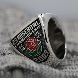 SPECIAL EDITION University of Southern California USC Trojans College Football Rose Bowl National Championship Ring (2009) - Premium Series